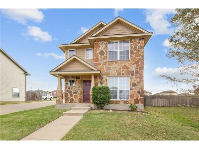 Brazos County Single Family Home For Sale: 4039 Southern Trace Drive