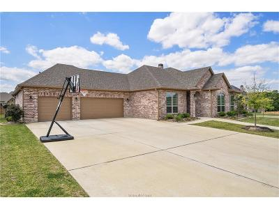 College Station Single Family Home For Sale: 5200 Sage Valley Court