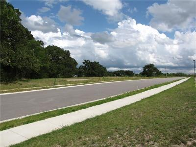 College Station Residential Lots & Land For Sale: 3105 Corsair