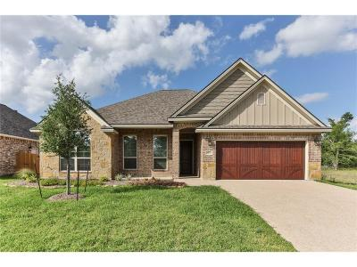 Bryan Single Family Home For Sale: 3553 Foxcroft