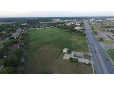 Bryan Residential Lots & Land For Sale: 2102-2104 East William J Bryan