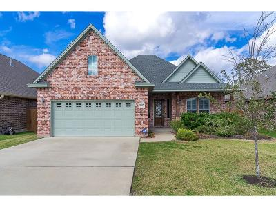 College Station Single Family Home For Sale: 4267 Rocky Rhodes