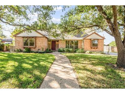 Bryan Single Family Home For Sale: 2511 Broadmoor Drive