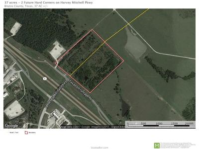Bryan , College Station  Residential Lots & Land For Sale: 001 North Earl Rudder