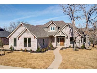 College Station Single Family Home For Sale: 1227 Quarry Oaks Drive