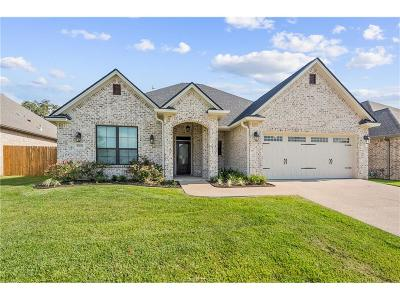 College Station Single Family Home For Sale: 15607 Long Creek Lane