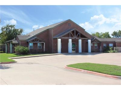 College Station Commercial For Sale: 4180 Sh-6