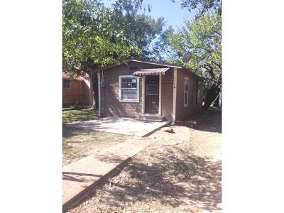 Bryan Single Family Home For Sale: 800-A Holt Street