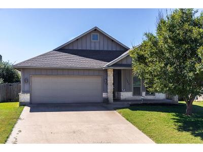 Bryan TX Single Family Home For Sale: $199,900