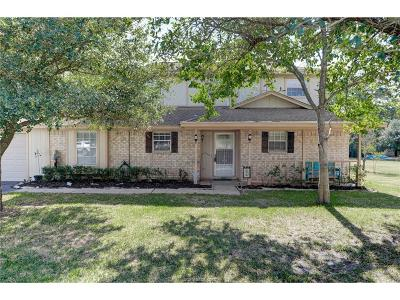 Bryan , College Station  Single Family Home For Sale: 10306 Timberidge Drive