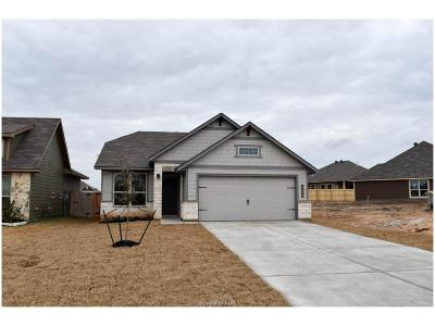 Bryan TX Single Family Home For Sale: $202,800