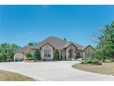 College Station Single Family Home For Sale: 3577 Sagamore Drive