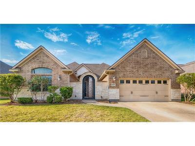 College Station Single Family Home For Sale: 2187 Chestnut Oak