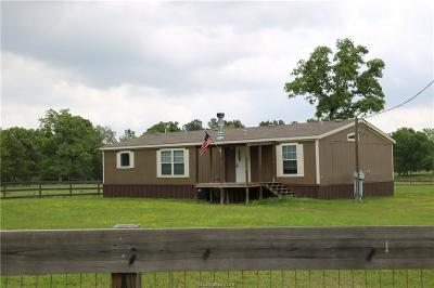 Grimes County Single Family Home For Sale: 18380 County Road 147 County Road