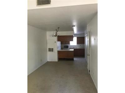 College Station Rental For Rent: 1002 Autumn Circle #D