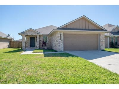 College Station Single Family Home For Sale: 4126 Whispering Creek Drive