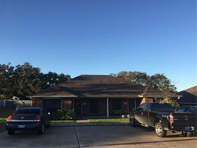 Bryan , College Station Multi Family Home For Sale: 1741 Rock Hollow