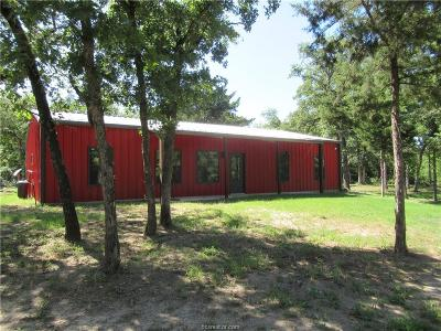 Burleson County Single Family Home For Sale: 2191 County Road 364