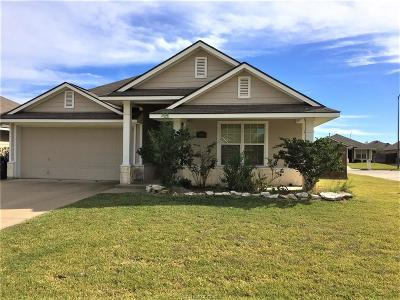 College Station Single Family Home For Sale: 1010 Fallbrook Loop