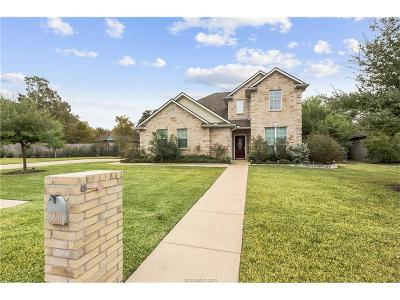College Station Single Family Home For Sale: 2201 Rockingham Loop