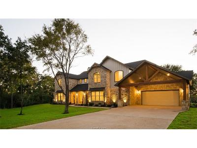 College Station Single Family Home For Sale: 7234 River Place Court