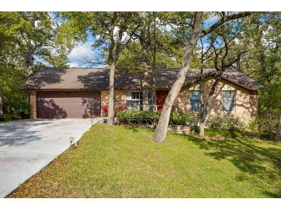 College Station Single Family Home For Sale: 1105 Berkeley Street
