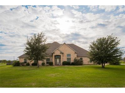 Bryan Single Family Home For Sale: 3245 Stampede Drive