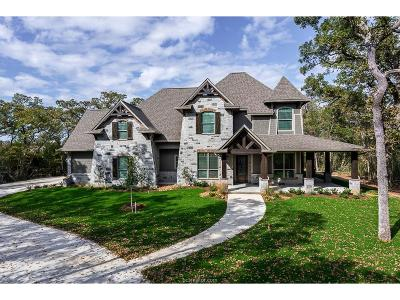 College Station Single Family Home For Sale: 17945 Retriever Run