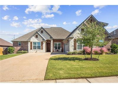 College Station Single Family Home For Sale: 4305 Toddington Lane