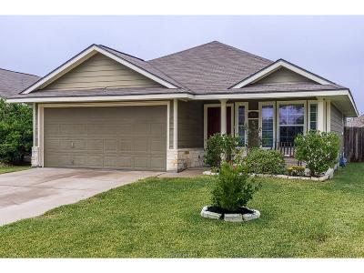 College Station Single Family Home For Sale: 930 Crested Point Drive
