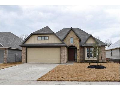 Bryan Single Family Home For Sale: 2104 Polmont Drive