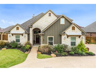 College Station Single Family Home For Sale: 4215 Egremont Court