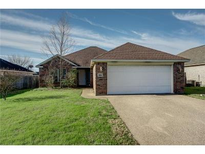 College Station Single Family Home For Sale: 3516 Farah Drive