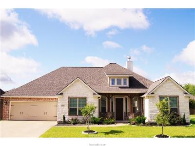 College Station Single Family Home For Sale: 15740 Timber Creek Lane