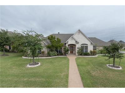 Bryan Single Family Home For Sale: 3200 Woodcrest Drive