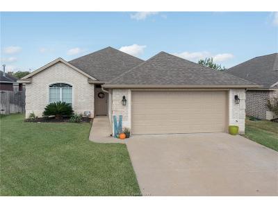College Station Single Family Home For Sale: 107 Karten Lane