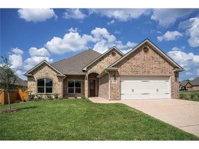 Bryan Single Family Home For Sale: 3502 Dovecote Court