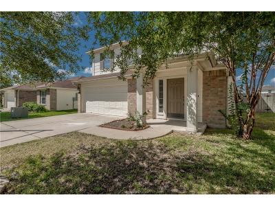 College Station Single Family Home For Sale: 15122 Faircrest Drive