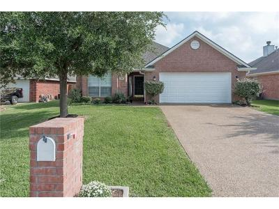 College Station Single Family Home For Sale: 216 Bernburg Court