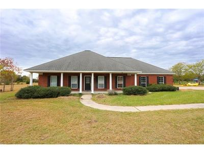 Iola Single Family Home For Sale: 22093 Fm 39 Farm To Market Road