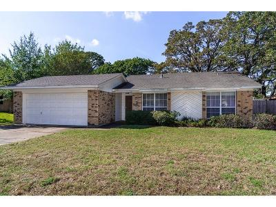 College Station Single Family Home For Sale: 3010 Jennifer Drive