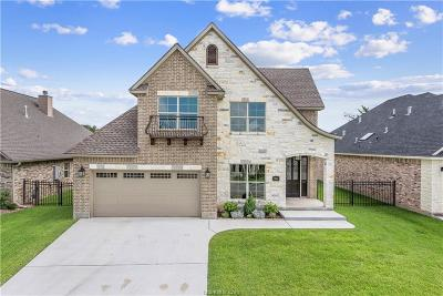Bryan Single Family Home For Sale: 3504 Leesburg Path