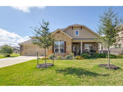 College Station Single Family Home For Sale: 4412 Hadleigh Lane