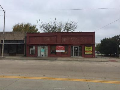 Bryan Commercial For Sale: 320 North Bryan Avenue