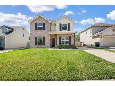College Station Single Family Home For Sale: 6920 Appomattox Drive