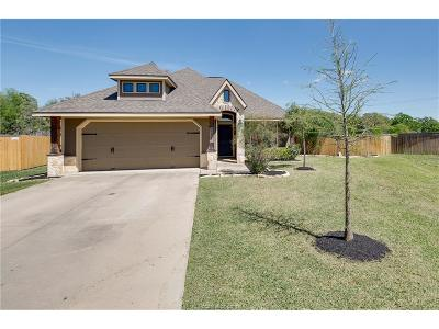College Station Single Family Home For Sale: 3700 Stevens Creek Court