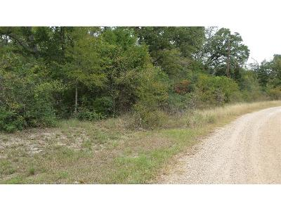 College Station, Bryan, Iola, Caldwell, Navasota, Franklin, Madisonville, North Zulch, Hearne Residential Lots & Land For Sale: Lot23 Woodview Pvt Drive