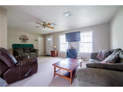 Bryan , College Station Single Family Home For Sale: 3005 Oklahoma Avenue