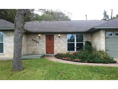 Bryan Single Family Home For Sale: 3502 Old Oaks Drive
