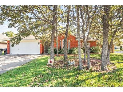 College Station Single Family Home For Sale: 1400 Kernstown Lane